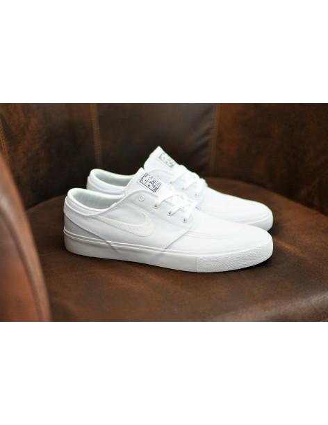 Nike SB Stefan Janoski CNVS RM, White/White-Gum Light Brown