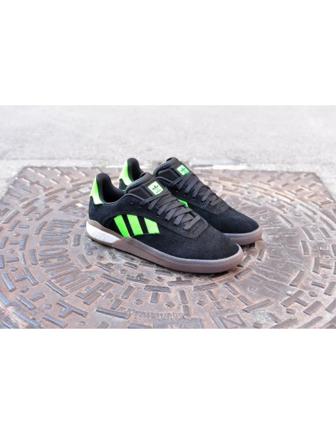 Adidas 3ST.004, CBlack/Ftwwht/Gum5