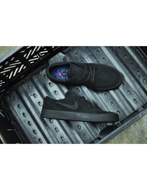Nike SB Stefan Janoski RM, Black/Black-Black-Black