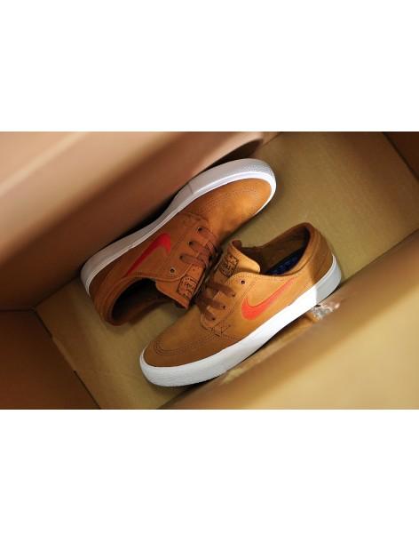Nike SB Zoom Janoski RM, Lt British Tan/Mystic Red
