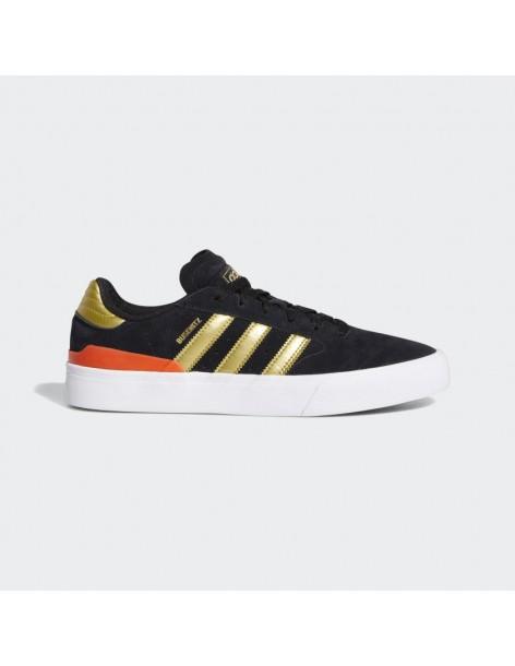 Adidas Busenitz Vulc II, Cblack/Goldmt/Solred