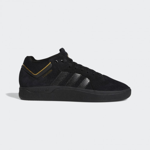 Adidas TYSHAWN, Cblack/Cblack/Goldmt