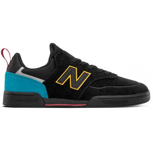 New Balance Numeric NM288S, Black...